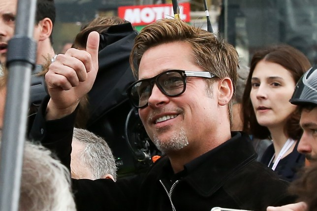 Brad Pitt is alive but won't be at a planned screening of his latest film project (Picture: Marc Piasecki/WireImage)
