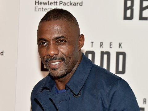 Idris Elba is looking for a date for Valentine's Day and it could be you