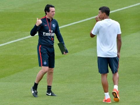 Paris Saint-Germain v Arsenal: Thiago Silva hopes his side will soon flourish under new boss