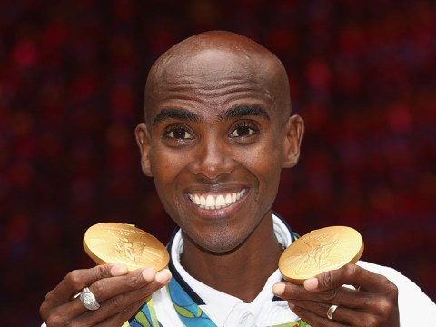 Olympics hero Mo Farah wants to become Arsenal fitness coach