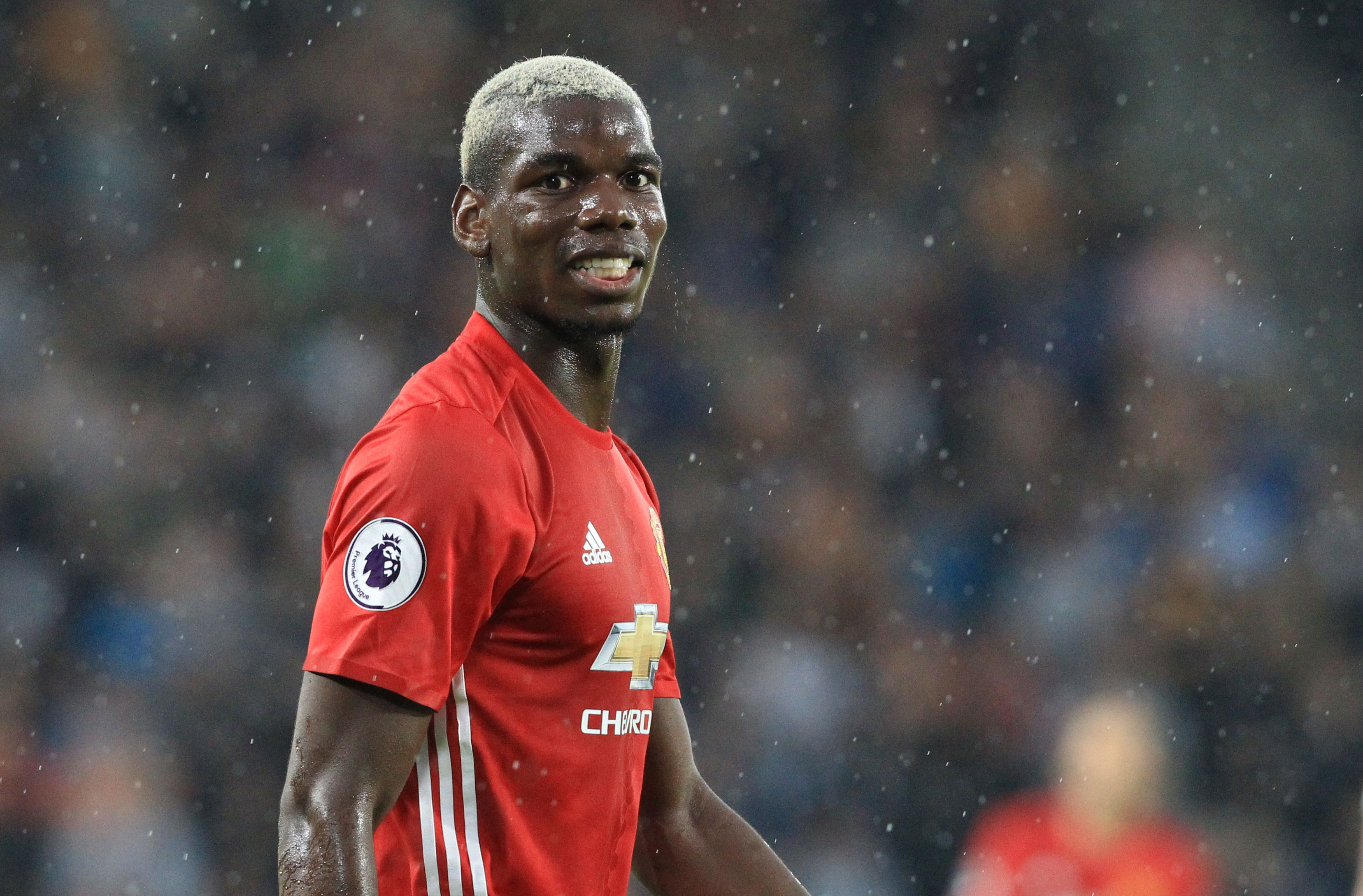 Paul Pogba starts as Manchester United's No.10 for Europa League clash with Feyenoord