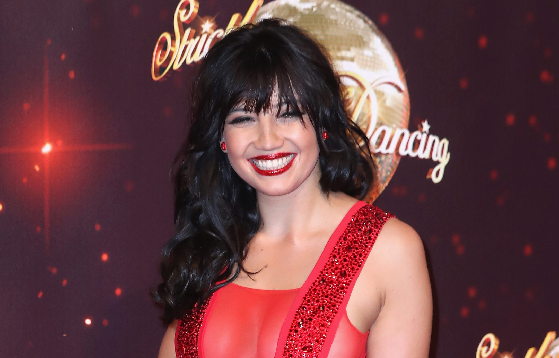 Daisy Lowe devastated after her granddad died on the same day as the Strictly launch