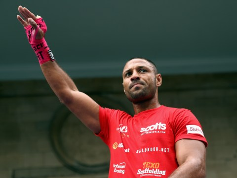 Naseem Hamed predicts 'superior boxer' Kell Brook will battle to victory over Gennady Golovkin