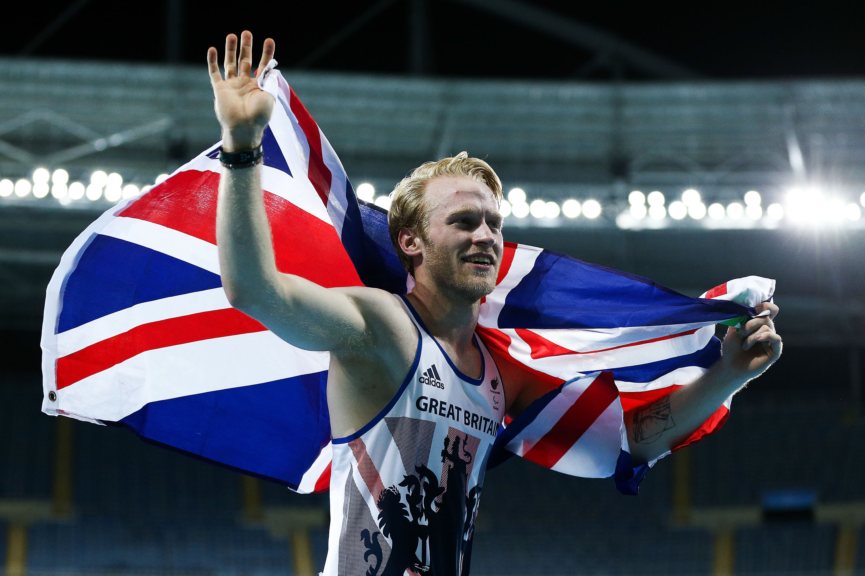 Rio Paralympics 2016: Great Britain win seven gold medals on day two
