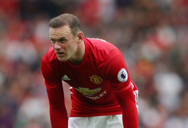MANCHESTER, ENGLAND - SEPTEMBER 10: Wayne Rooney of Manchester United looks on during the Premier League match between Manchester United and Manchester City at Old Trafford on September 10, 2016 in Manchester, England. (Photo by Alex Livesey/Getty Images)