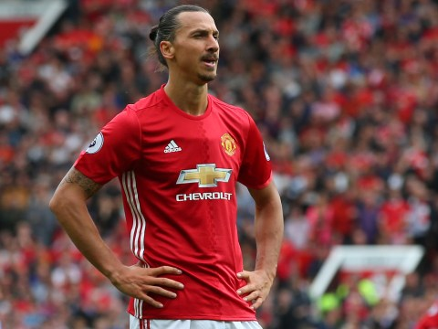 Zlatan Ibrahimovic won't be playing for Manchester United by Christmas – he's overweight, says Eamon Dunphy