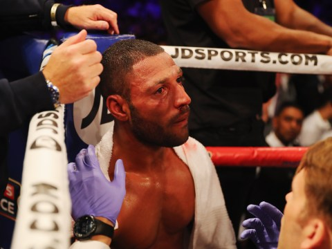 Kell Brook reveals any more punches from Gennady Golovkin would have blinded him ahead of eye surgery