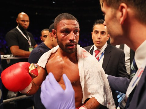 Kell Brook could fight as early as next spring, says promoter Eddie Hearn