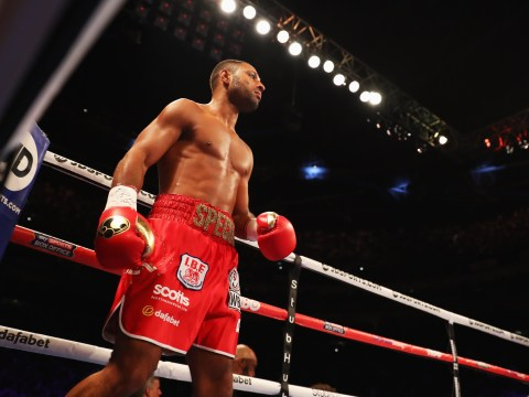 Kell Brook says he would love to face Saul 'Canelo' Alvarez next in the ring