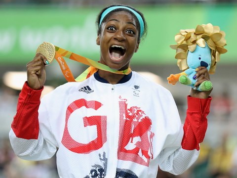Paralympian Kadeena Cox becomes first Briton since 1988 to win medals in two sports