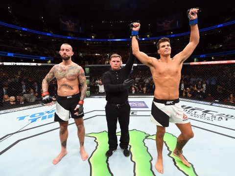 CM Punk gets totally destroyed – inside and outside the Octagon – in first UFC fight since WWE switch