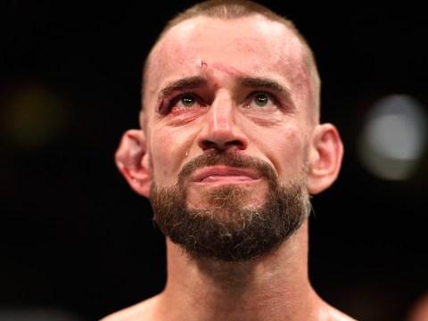 CM Punk bizarrely positive despite taking an absolute pummelling on UFC debut