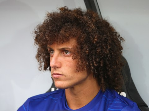 David Luiz starts for Chelsea as Roberto Firmino misses out for Liverpool