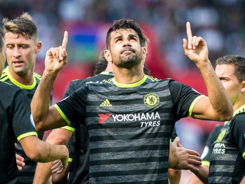Swansea v Chelsea: Diego Costa stars but Thibaut Courtois and Gary Cahill errors gift Swansea a point