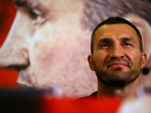 Wladimir Klitschko willing to wait for as long as it takes for Tyson Fury rematch