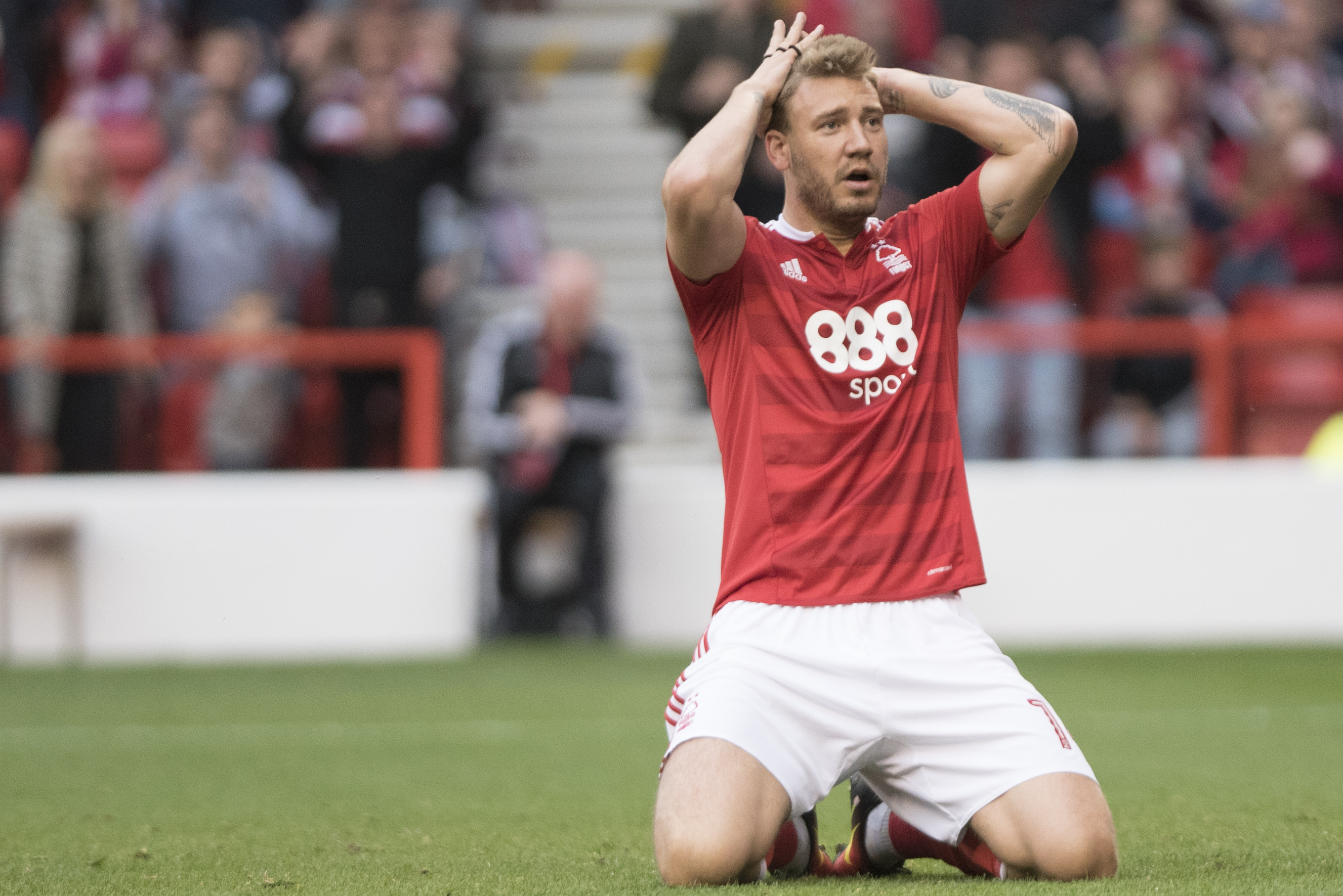 Arsenal flop Nicklas Bendtner haunted by 'best in the world' quote