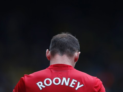 How many Premier League teams would Manchester United's Wayne Rooney get into?