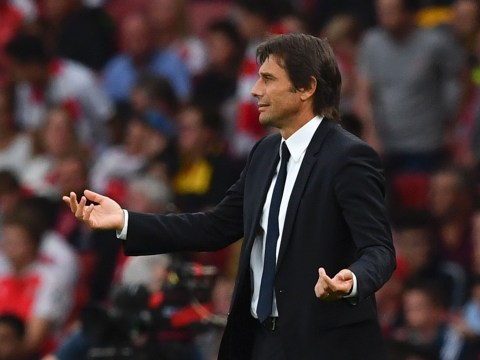 Chelsea manager Antonio Conte insists he is not thinking of squad overhaul in January