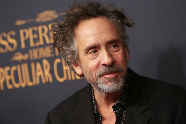 Tim Burton has defended his casting decisions in Miss Peregrine's Home For Peculiar Children (Picture: Brent N. Clarke/FilmMagic/Getty Images)