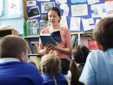 10 signs you have a child in infant school
