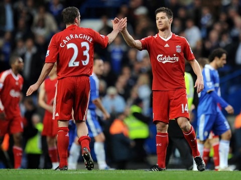 Liverpool hero Xabi Alonso reveals his favourite Reds teammate was Jamie Carragher