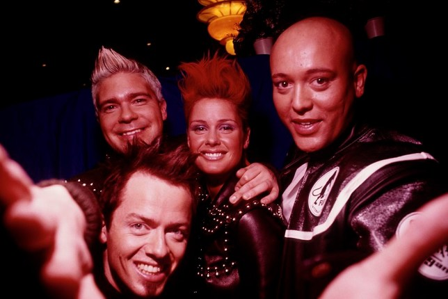 Aqua aren't the only 90s band who have reformed (Picture: Michel Linssen/Redferns)