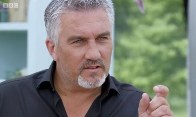 Viewers have defended Paul Hollywood's decision to remain with Bake Off in 2017 (Picture: BBC)