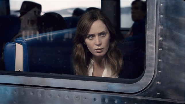 The Girl on the Train is released tomorow (Picture: Amblin Entertainment)