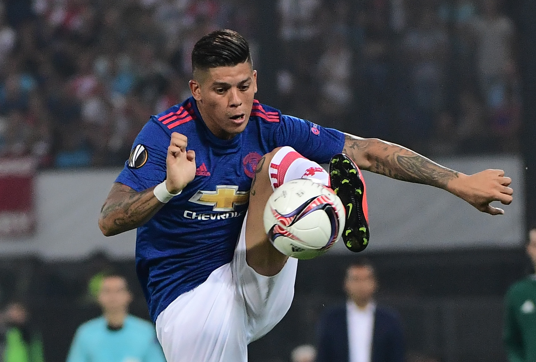 Feyenoord 1-0 Manchester United player ratings: Paul Pogba and Marcos Rojo flop