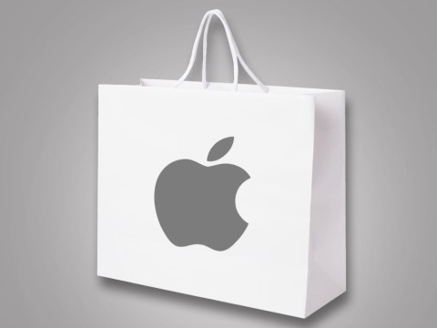 Apple's 'iBag' could be the greatest invention of all time (or it's just a plastic bag)