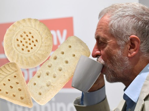 Jeremy Corbyn reveals that he's a big fan of shortbread during wide-ranging Mumsnet chat