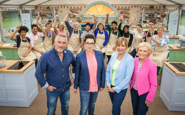 Channel 4 TV bosses say they have ensured the future of The Great British Bake Off (Picture: BBC)