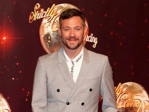 There's already been an injury on Strictly Come Dancing