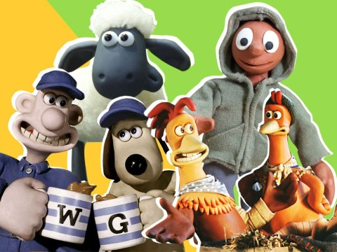Aardman Animations is 40! Here's their 10 greatest characters ranked