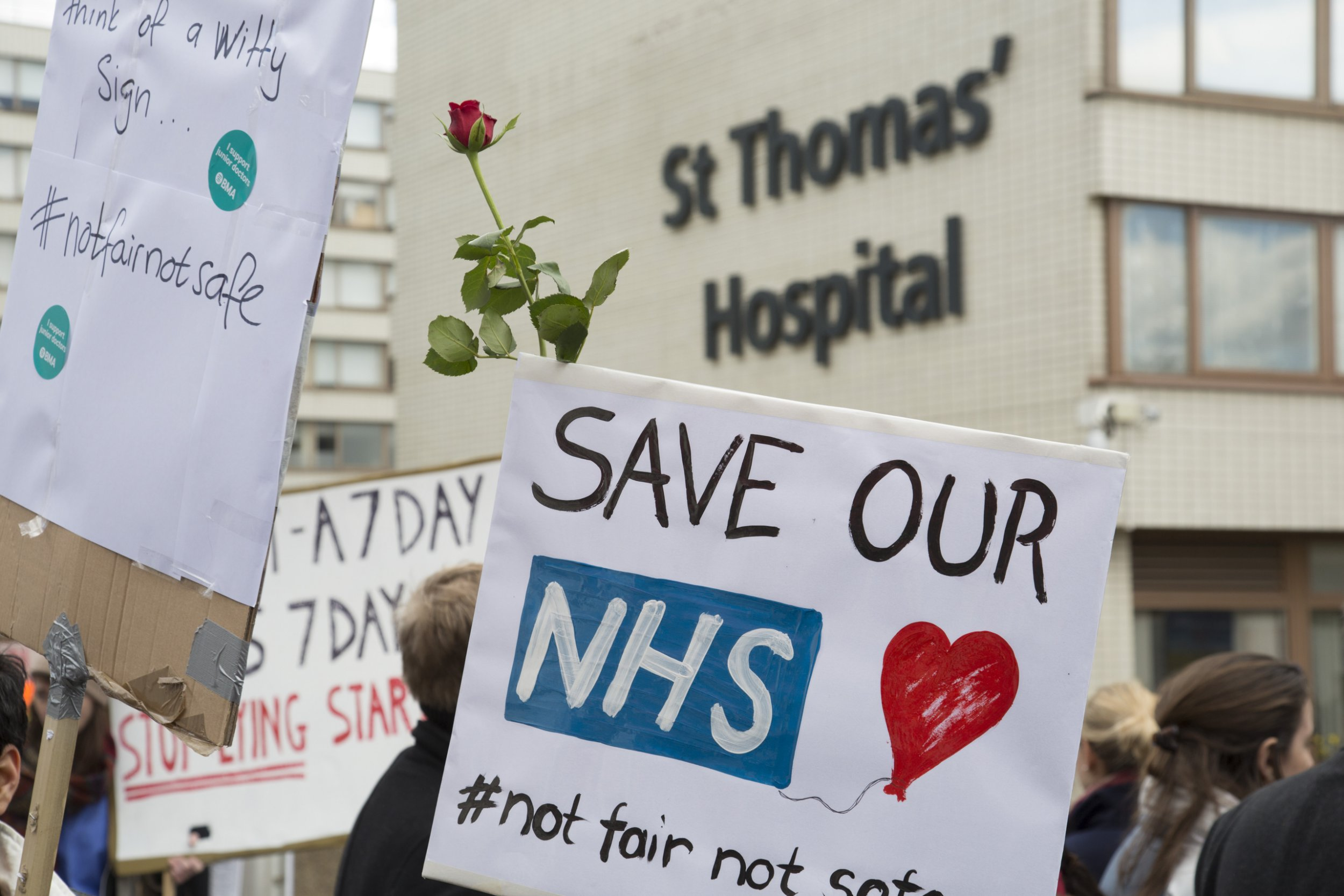 Junior Doctors' week-long strike in September is called off
