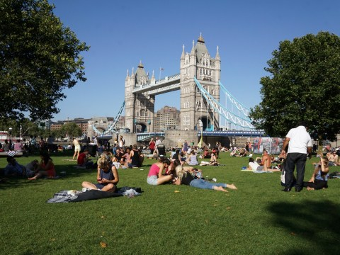 Temperature hits 32.2C in hottest September day since 1949