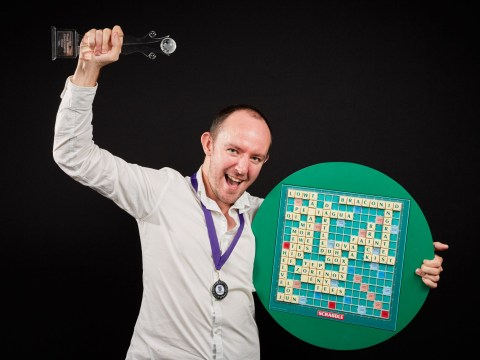 We have a new Scrabble world champion! Londoner wins title in Lille