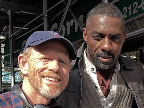 Ron Howard just backed Idris Elba to play James Bond