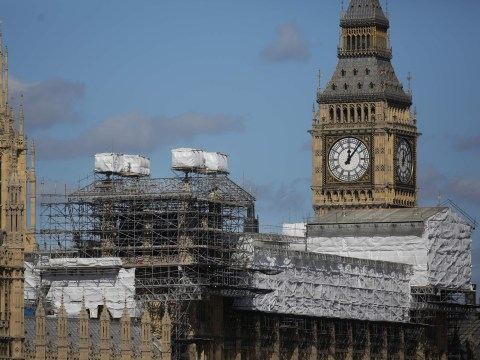 What do they actually need to repair in the Houses of Parliament?