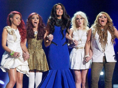 'She's so gorgeous': Little Mix praise Tulisa as she launches chart comeback