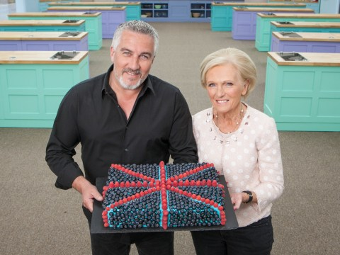 Mary Berry says she was 'never asked' to go with Great British Bake Off when it moves to Channel 4