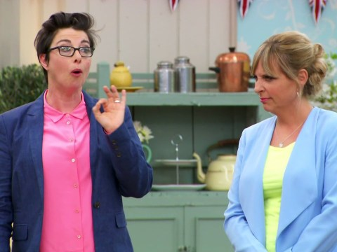 Great British Bake Off's Mel and Sue have signed up to host Let's Dance for Comic Relief