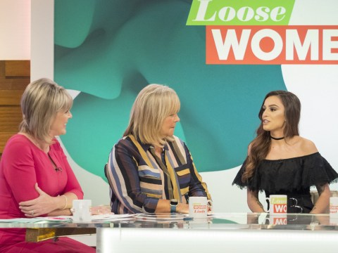 Cher Lloyd compared to former mentor Cheryl as she debuts glam new makeover on Loose Women