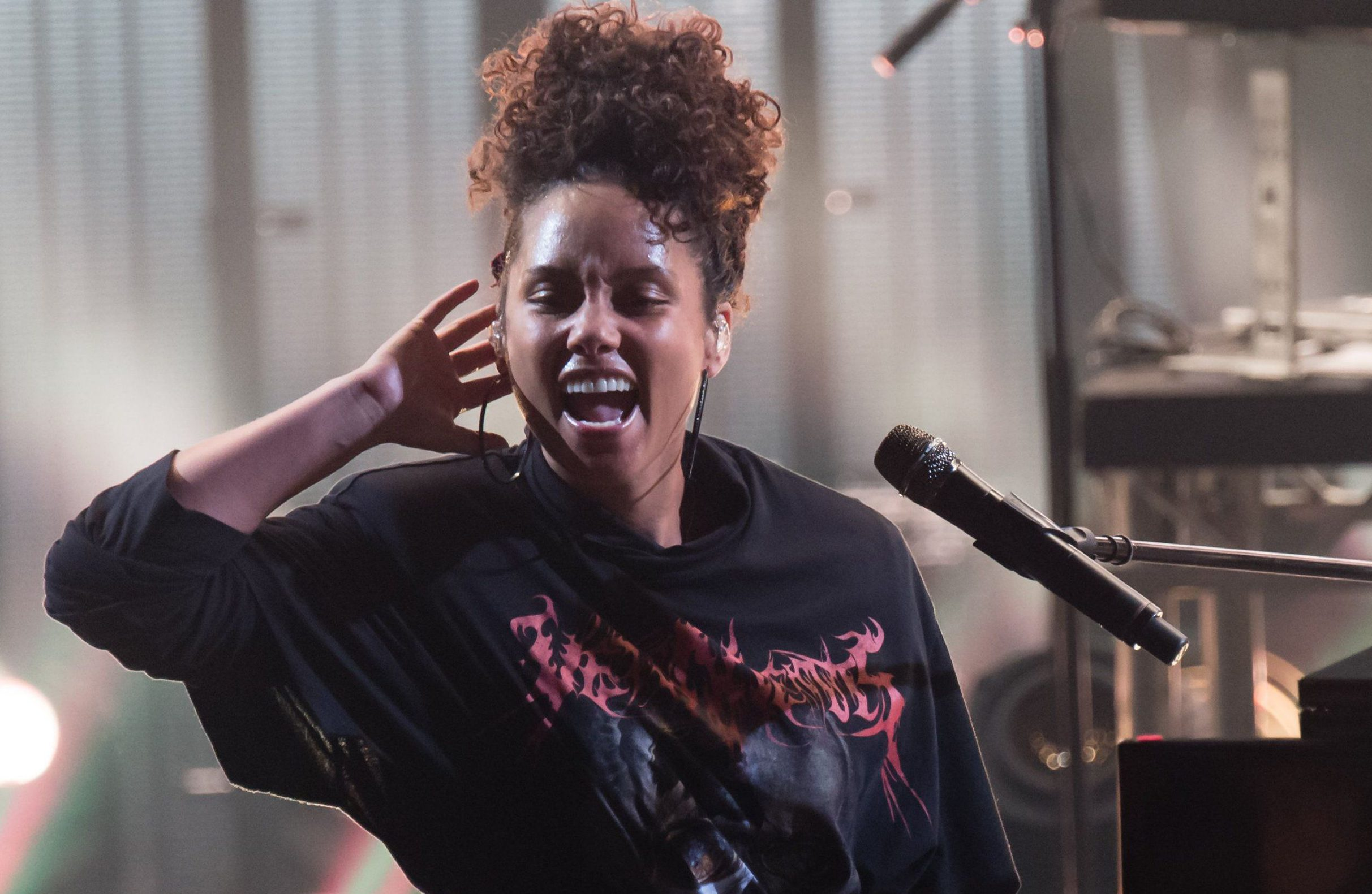 Alicia Keys promises new music very soon: 'It's the most purposeful music I've written'