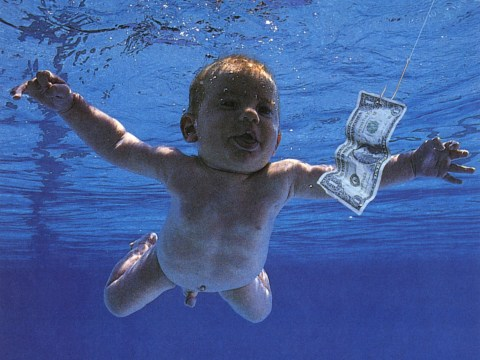 Happy birthday, Nevermind! Here's what the iconic baby looks like 25 years later