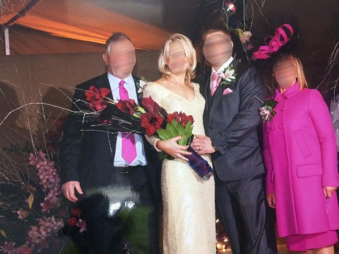 Police appeal to trace wedding album owner got really awkward