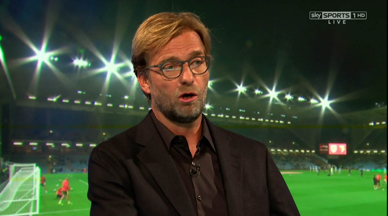 Liverpool manager Jurgen Klopp names David Silva as his favourite player