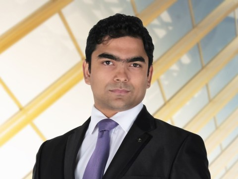 The Apprentice's Karthik Nagesan replaces Dawn Ward as final CBB housemate after she dropped out at the last minute