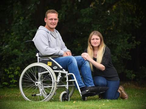 Rugby player left paralysed after collapsing during match