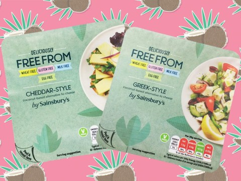 Sainsbury's have launched five new vegan cheeses so we obviously tried them all